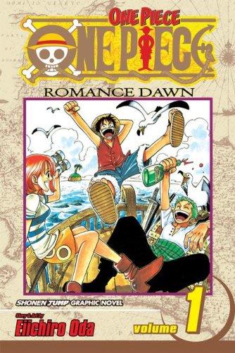 One Piece Vol.1: Romance Dawn (One Piece Series)Eiichiro Oda