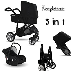 teutonia kinderwagen babymarkt erstaunlich original. Black Bedroom Furniture Sets. Home Design Ideas