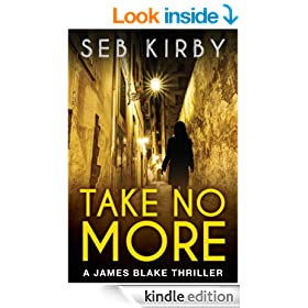 Take No More (The murder mystery thriller) (James Blake #1)