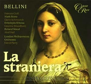 Vincenzo Bellini, David Parry, London Philharmonic