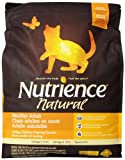 Nutrience Natural Healthy Adult Cat Food, 18-Pounds, Turkey, Chicken and Herring