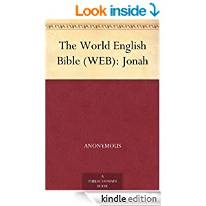 The World English Bible (WEB): Jonah