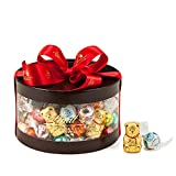 リンツ Lindt チョコレート クリスマス リンドールギフトボックス 80個入り/14種 詰め合わせギフト
