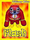 Zootopia Zootropolis Flash Custom DC Comics Character Mashup Toy Figure Tutorial How To Reviews