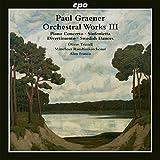 Piano Concerto Op72 & Symphonietta