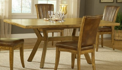 Buy Low Price Hillsdale Furniture Grand Bay Rectangle Dining Table (4337-814)