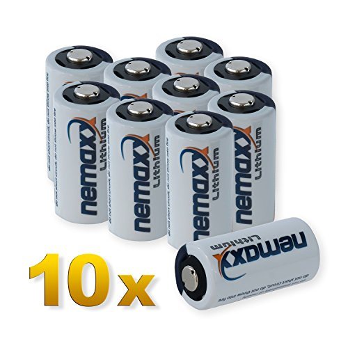 Nemaxx Lithium 3 V Batterie 2 Photo sous blister
