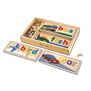 Click to buy Best Travel Games for Kids: Melissa & Doug See & Spell from Amazon!