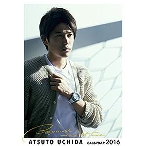 Beyond the time. ATSUTO UCHIDA CALENDAR 2016 (カレンダー)