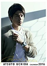 Beyond the time. ATSUTO UCHIDA CALENDAR 2016 (カレンダー)