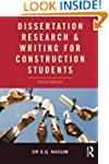 Dissertation Research and Writing for...
