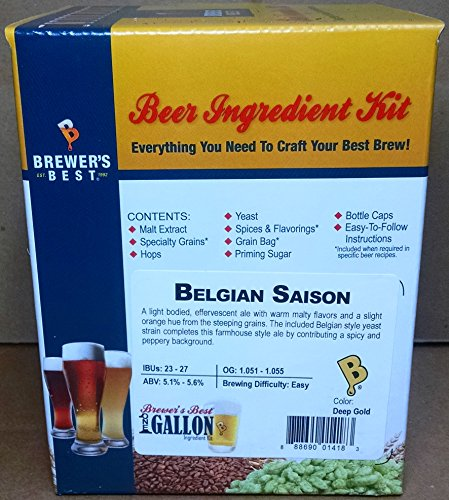 Brewers-Best-One-Gallon-Home-Brew-Beer-Ingredient-Kit-Belgian-Saison
