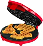 Bella Cucina 13467 Circus Waffle Maker
