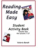 img - for Reading Made Easy Student Activity Book One: A student workbook for Reading Made Easy book / textbook / text book