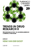 img - for Trends in Drug Research II, Volume 29 (Pharmacochemistry Library) book / textbook / text book