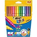 BIC Feutres de couleurs Multicolore