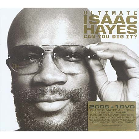 Isaac Hayes - Ultimate Isaac Hayes : Can You Dig It ? - Zortam Music
