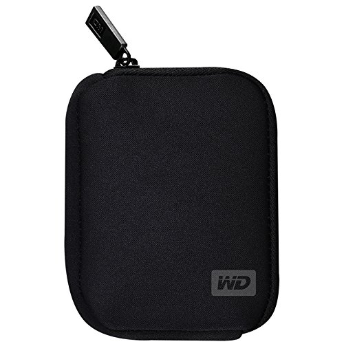 Western Digital My Passport Carrying Case - Black (Western Digital Wireless Drive compare prices)