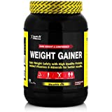 Healthvit Fitness Weight Gainer, Chocolate Flavour (1KG)