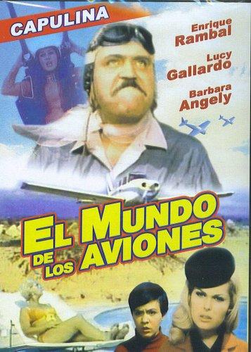 El Mundo De Los Aviones [Latino]