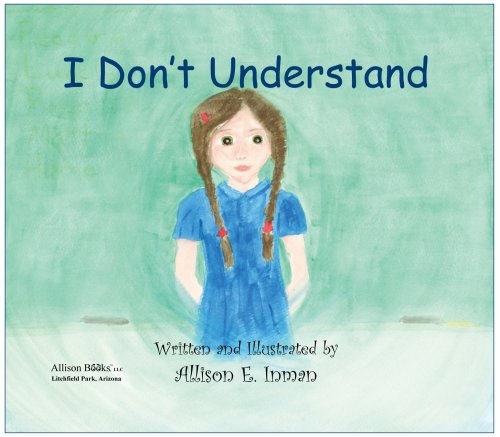 Image for I Don't Understand