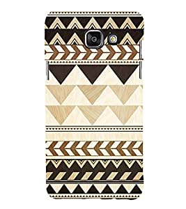 EPICCASE amour angles Mobile Back Case Cover For Samsung Galaxy A5 (2016) (Designer Case)