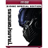 Transformers (Two-Disc Special Edition) [HD DVD] ~ Shia LaBeouf