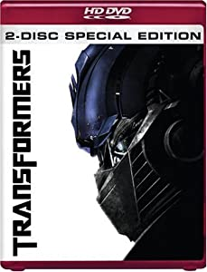 Transformers [HD DVD] (Bilingual) [Import]