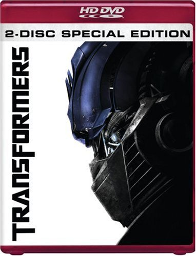 Cover art for  Transformers (Two-Disc Special Edition) [HD DVD]