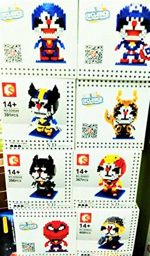 Dorae (Lego Ninja Costume Pattern)