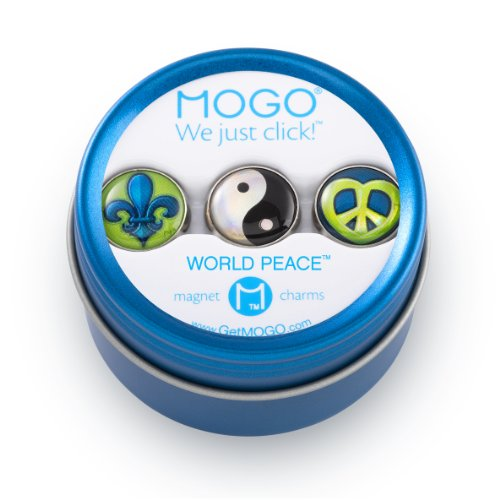 Mogo Tin Collection World Peace