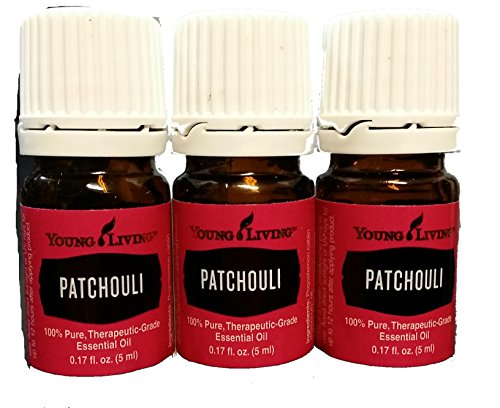 Patchouli Essential Oil - 15 ml by Young Living Essential Oils