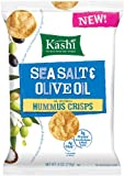 Kashi Hummus Crisps, Sea Salt Olive Oil, 4.0 Ounce