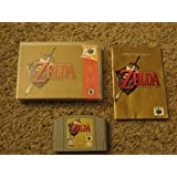 Legend of Zelda: Ocarina of Timeby Nintendo of America