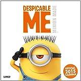 Official Despicable Me Square Calendar 2015