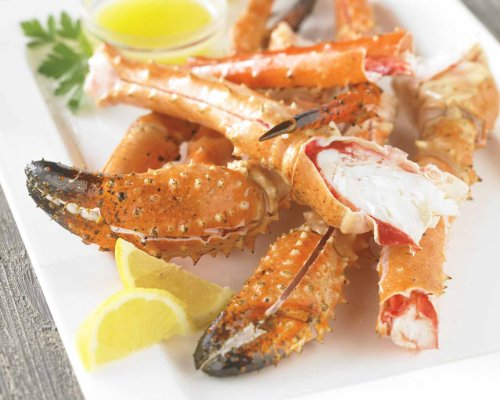 King Crab Legs & Claws - Limited Time Offering