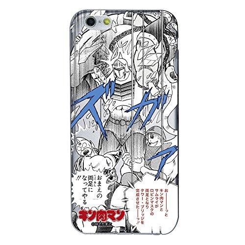キン肉マン超人原画大全 タワー・ブリッジ iPhone6 TPU ロビンマスク【iPhone6s対応】