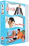 Hitch/Jerry Maguire/50 First Dates [DVD]