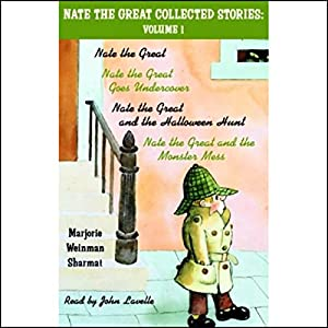 Nate the Great Collected Stories Audiobook