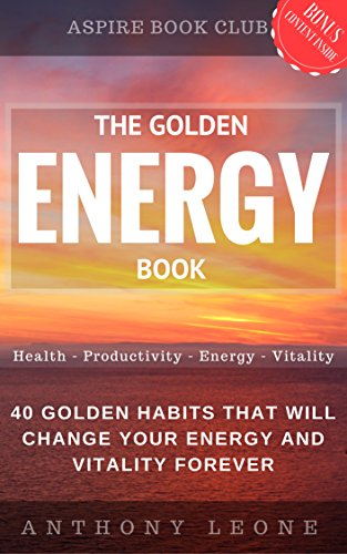 Check Out Golden EnergyProducts On Amazon!