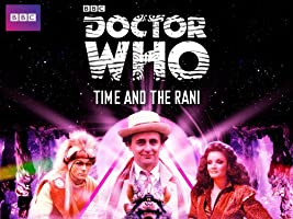 Doctor Who (Classic) Time and the Rani