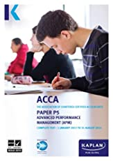ACCA Complete Text - P5 - Advanced Performance Management