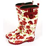 Laura Ashley Elegance Wellington Waterproof Boot