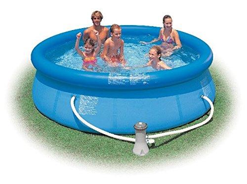 Intex 10-Feet x 30-Inch Easy Set Pool