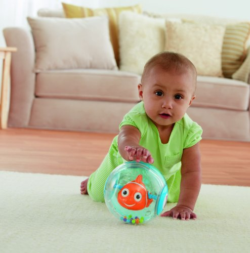 Fisher Price Disney Baby Nemo Crawl After Ball Your 1