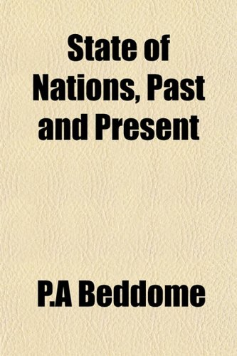 State of Nations, Past and Present