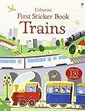 Trains (First Sticker Book) (First Sticker Books)