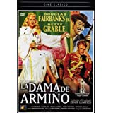 La Dame au manteau d'hermine / That Lady in Ermine [ Origine Espagnole, Sans Langue Francaise ]par Betty Grable