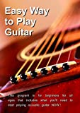 echange, troc Easy Way To Play Guitar [Import anglais]