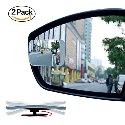 2 Pack Slim Square 360 176 Rotate 20 176 Sway Adjustabe Blind